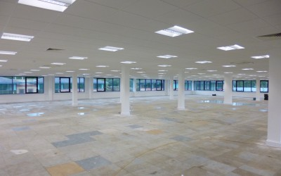 Genesis Business Park, Working – Completed October 2013