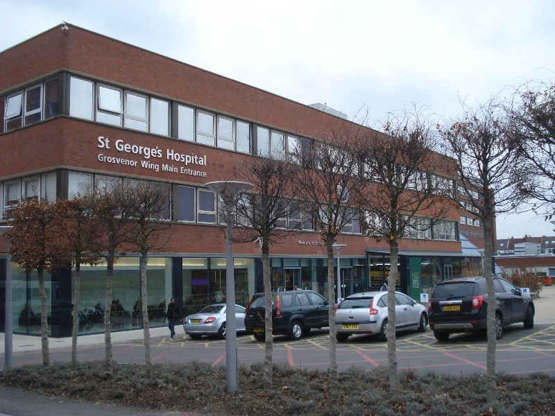 Kitchen & Restaurant Refurbishment – St George's Hospital, London
