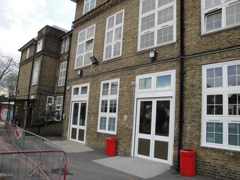 Extension & Refurbishment of a Primary School – Hackney, London