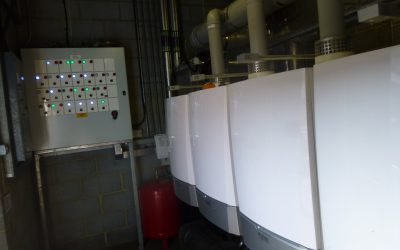 Brooklands College – Boiler Plant Replacement – Completed January 2016