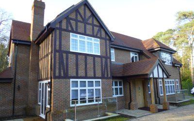 New Build Residential Accommodation, Windlesham, Surrey