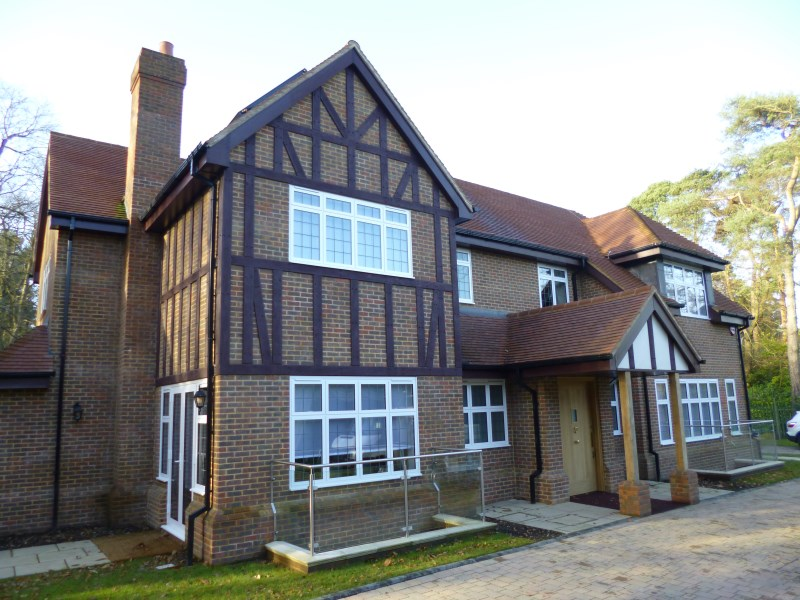 New Build Residential Accommodation, Windlesham, Surrey