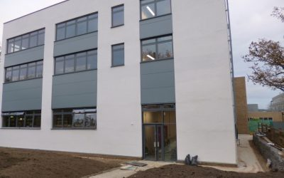 South Thames College (Merton) – New Construction Trades Building