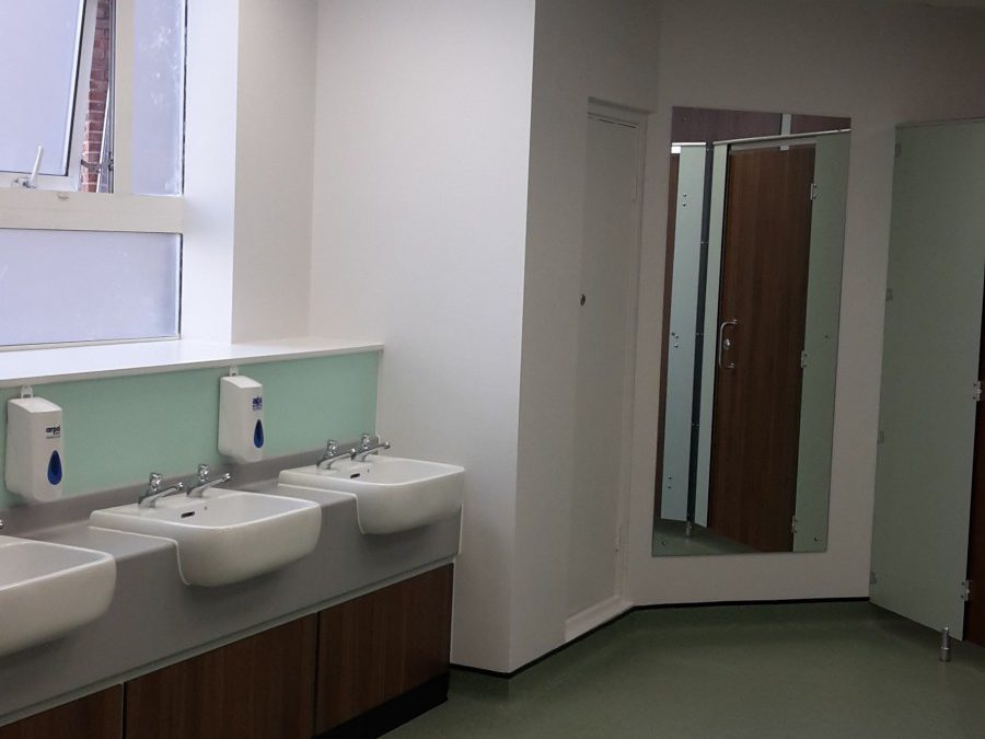 Croydon College WCs
