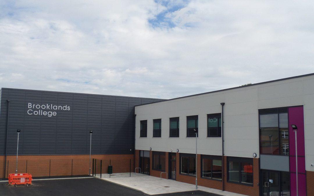 Brooklands College, Thomas Kynvett School